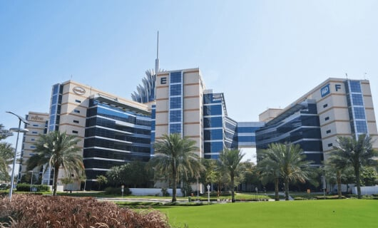 Dubai representative office, UAE