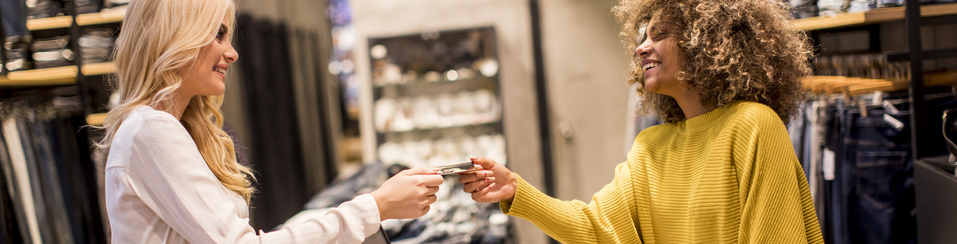 4G connectivity for retail