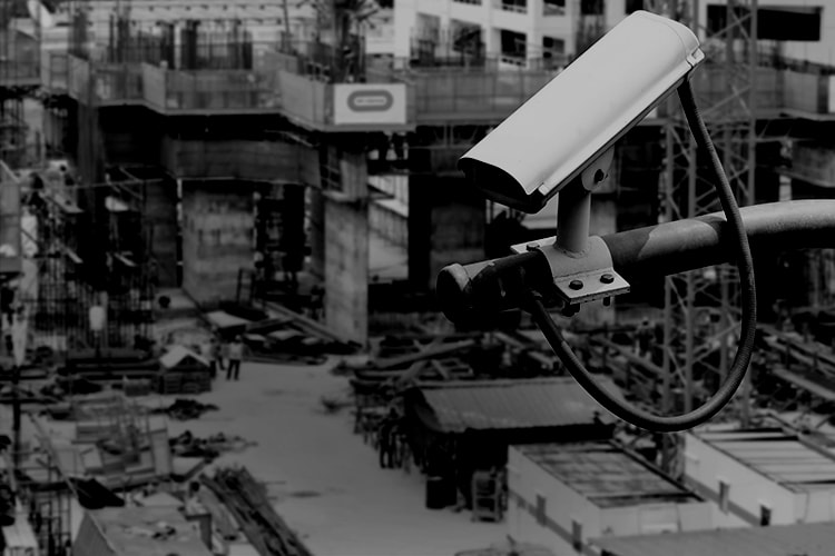 CCTV Construction Site Monitoring