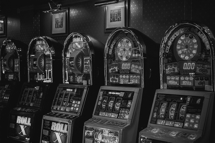 Digitalizing slot machines