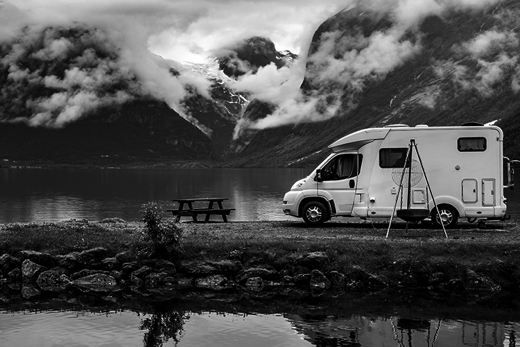 Plug-n-play solution for the whole campervan ecosystem