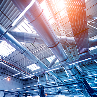 Optimized use of resources in daikin hvac systems with 4g connectivity