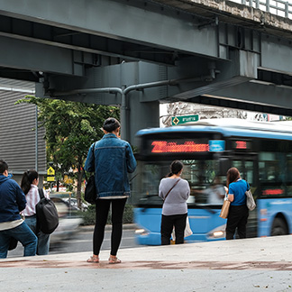 SMART IoT BUS STOP ENABLED BY CELLULAR CONNECTIVITY