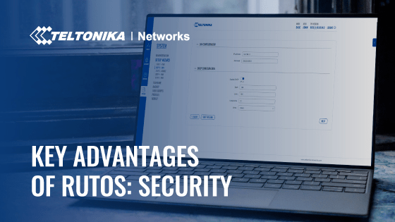 Additional security features of RutOS: attack prevention