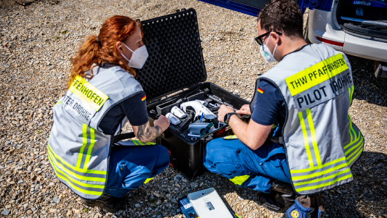 CUSTOMER STORY: IoT ENABLED SEARCH AND RESCUE MISSIONS
