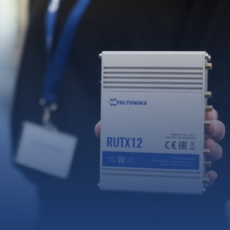Introducing the RUTX12