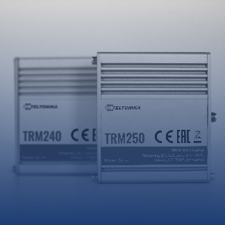 New Cellular Modems – TRM Series!