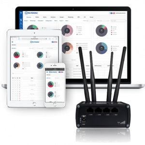 Router management made easy