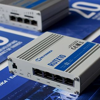 RUTX10 Next Generation Enterprise Router