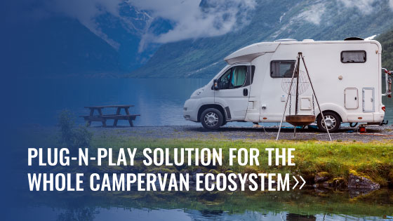 7 Reasons to Choose Teltonika Networks for Campervan Connectivity