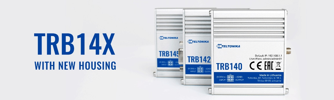 Updated TRB series!