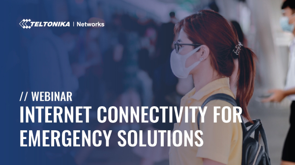 Internet Connectivity for Emergency Solutions During COVID-19