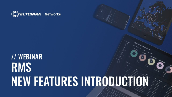 RMS - New Features Introduction