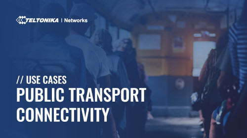 Use Cases - Public Transport Connectivity