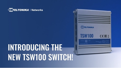 Introducing the TSW100 Cellular Switch