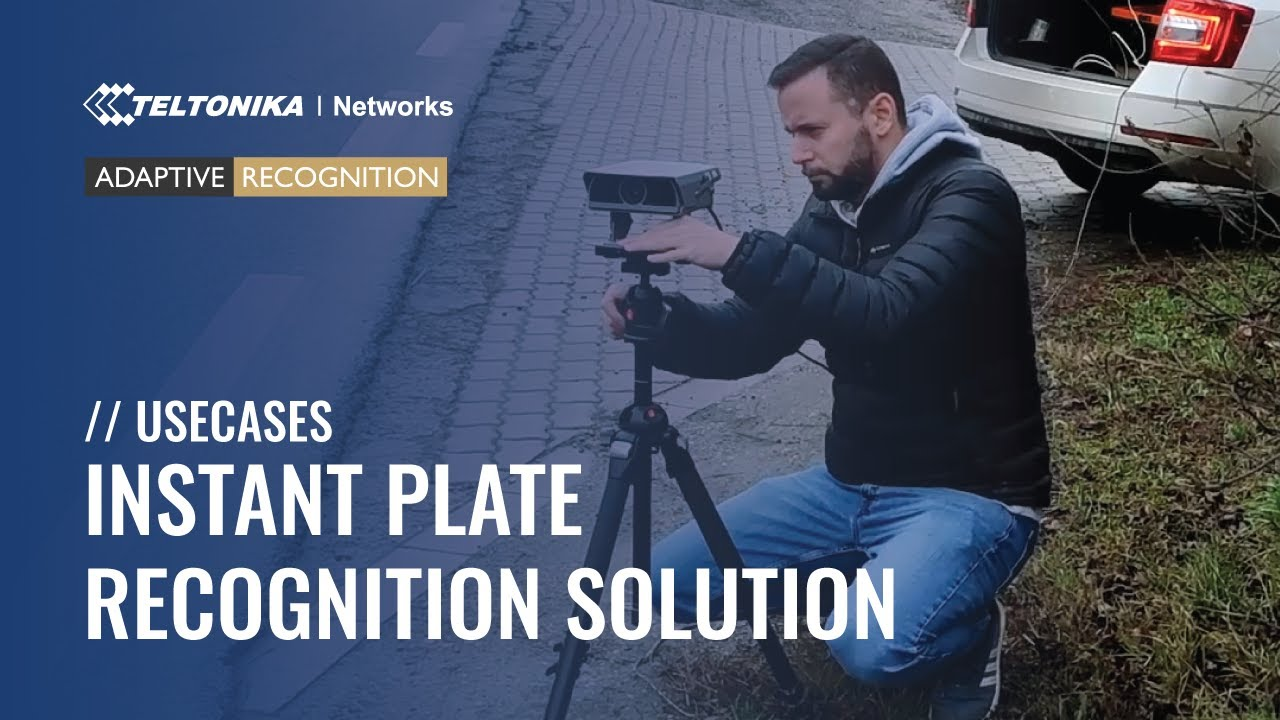 Instant Plate Recognition Solution to Identify Stolen Cars