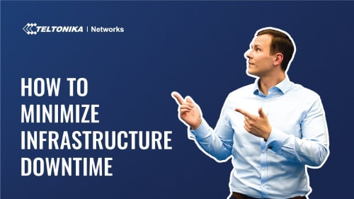 How to Minimize Critical Infrastructure Downtime