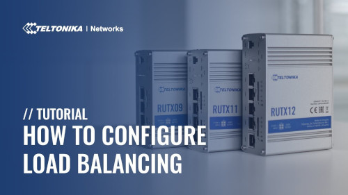 How to Configure Load Balancing