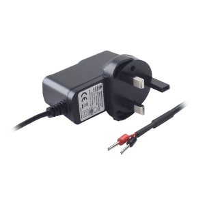 UK 2-pin Power Supply, 9W